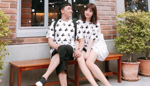 Những lần diện đồ đôi của Trấn Thành - Hari Won