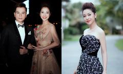 Jennifer Phạm thay 2 váy dẫn bán kết Hoa hậu biển Việt Nam toàn cầu