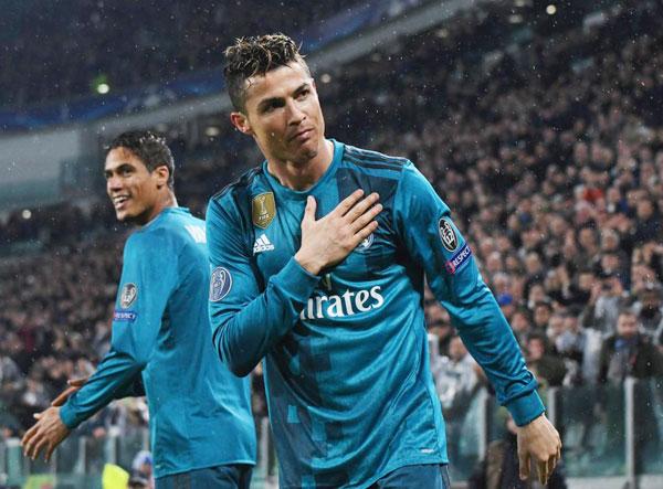 Đã quen với việc luôn bị la ó, phản đối, C. Ronaldo cảm kích cảm ơn các fan Juve