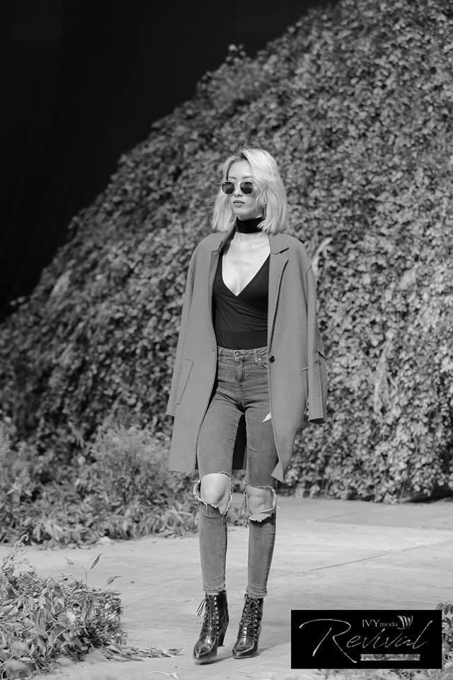 [Yến Nhi - Hà Mai] Đột nhập buổi tổng duyệt IVY moda fashion show Xuân Hè 2018 - 11