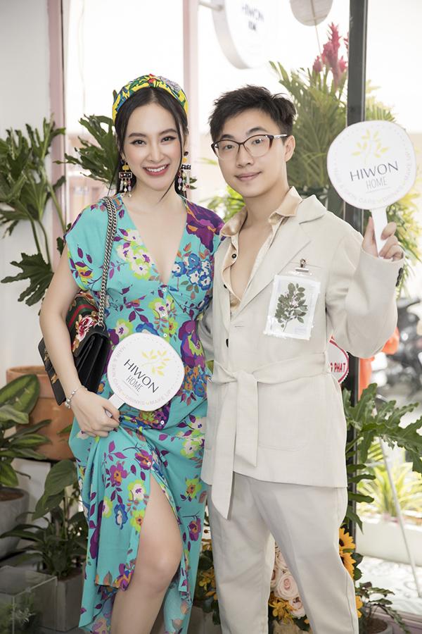 Hiwon là một trong những chuyên gia trang điểm trẻ có tiếng hiện nay. Anh là người đứng sau làm đẹp cho Angela Phương Trinh và nhiều mỹ nhân khác của showbiz Việt. Đây là lần đầu tiên Hiwon lấn sân sang kinh doanh bên cạnh công việc chuyên môn. Anh cũng tự tay lên ý tưởng và trang trí cho cửa tiệm.