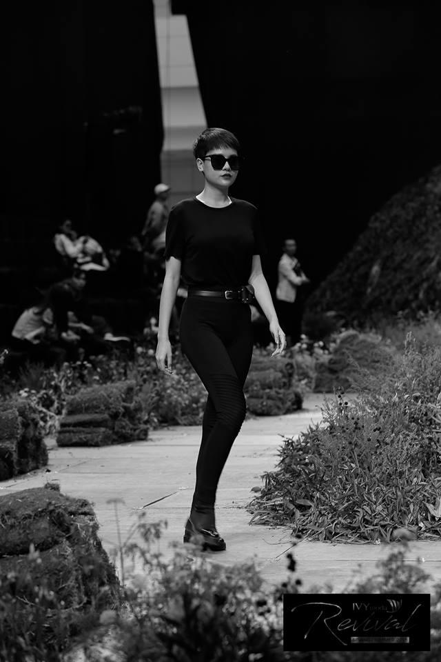 [Yến Nhi - Hà Mai] Đột nhập buổi tổng duyệt IVY moda fashion show Xuân Hè 2018 - 7
