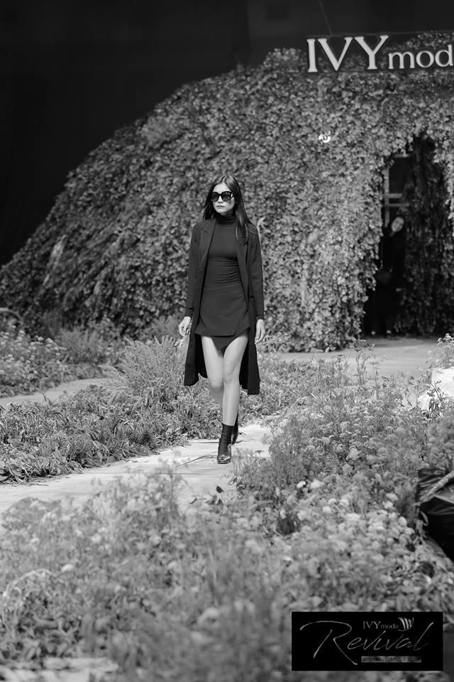 [Yến Nhi - Hà Mai] Đột nhập buổi tổng duyệt IVY moda fashion show Xuân Hè 2018 - 4