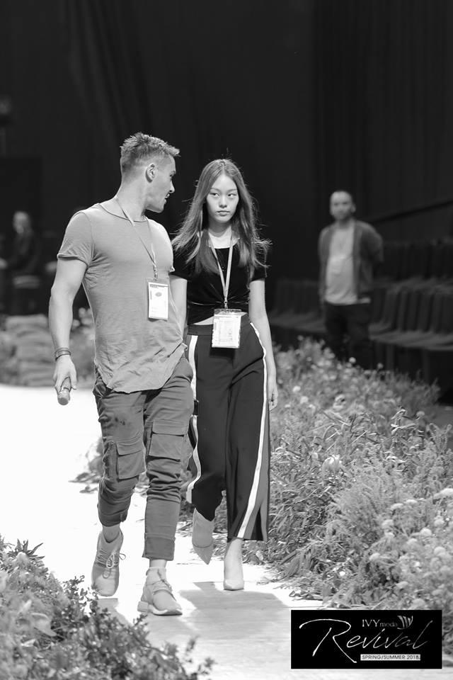 [Yến Nhi - Hà Mai] Đột nhập buổi tổng duyệt IVY moda fashion show Xuân Hè 2018 - 3
