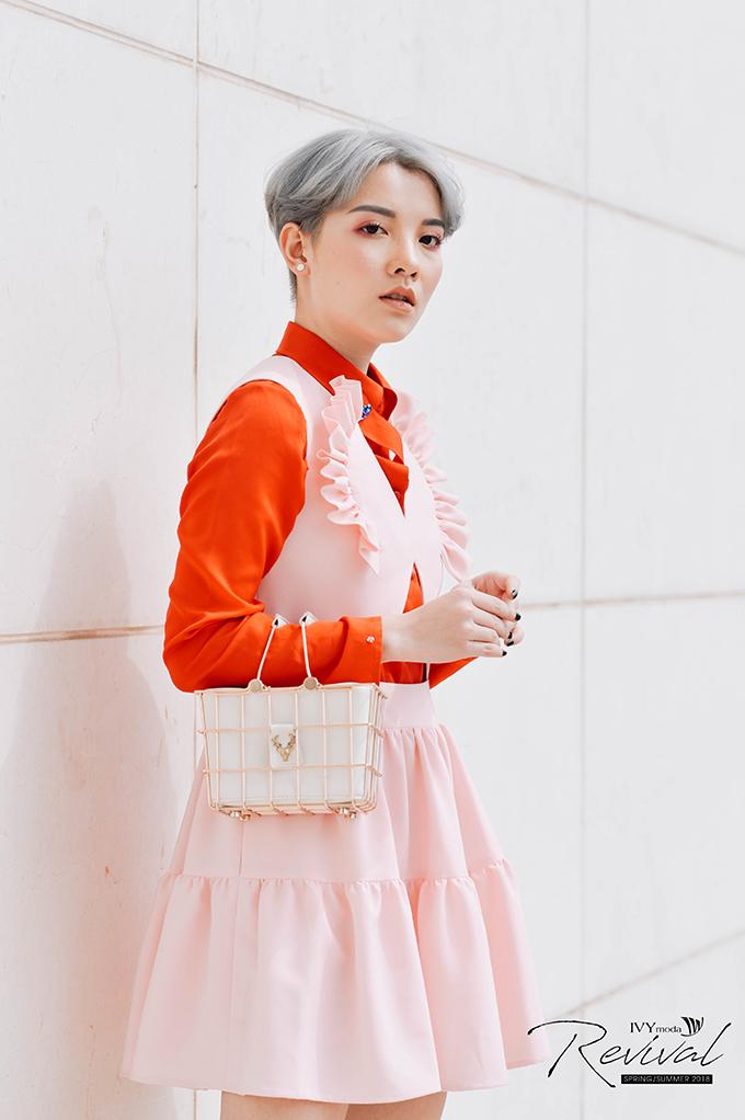 Dàn fashionista cá tính trước thềm show diễn của IVY moda
