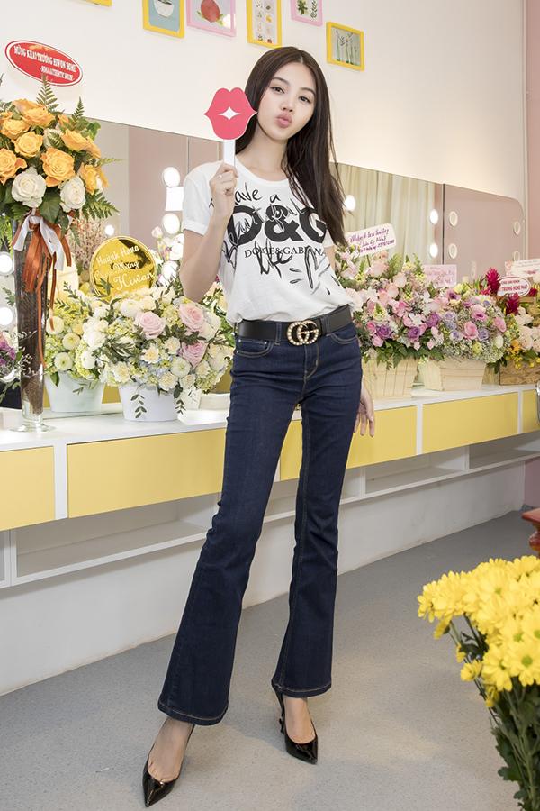 Hoa hậu Thế giới người Việt tại Australia 2015 Jolie Nguyễn.