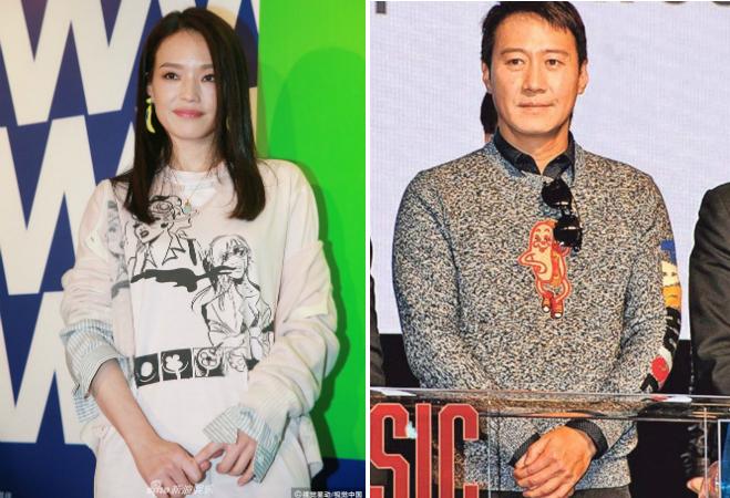 Thư Kỳ bối rối khi bị hỏi chuyện 'tình cũ' Lê Minh sắp lên chức bố
