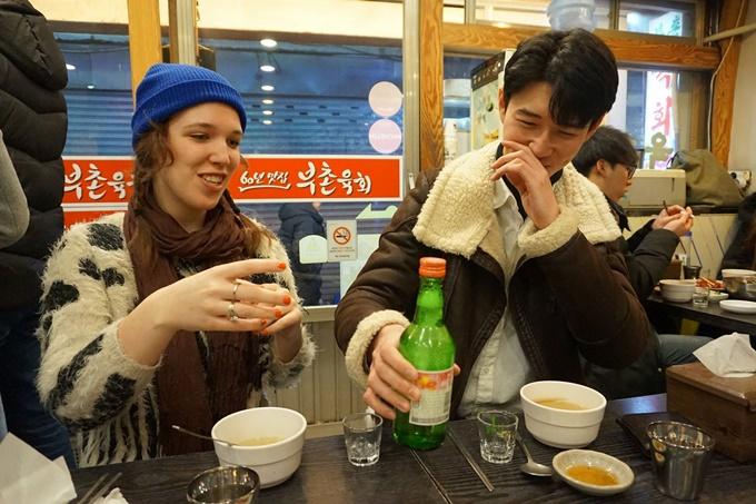 Dịch vụ cho thuê oppa du lịch Hàn