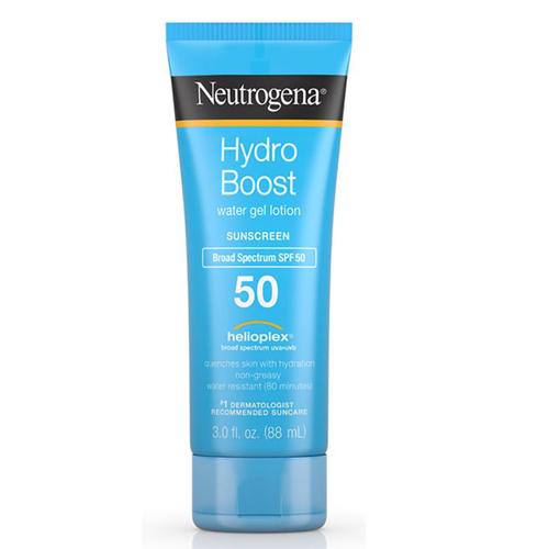 Sản phẩm chống nắng thế hệ mới của Neutrogena có dạng gel, mang đến cảm giác mát lạnh khi thoa lên da. Đây là thương hiệu được các chuyên gia da liễu khuyên dùng cho da nhạy cảm. Sản phẩm có giá 11 USD (khoảng 230.000 đồng).
