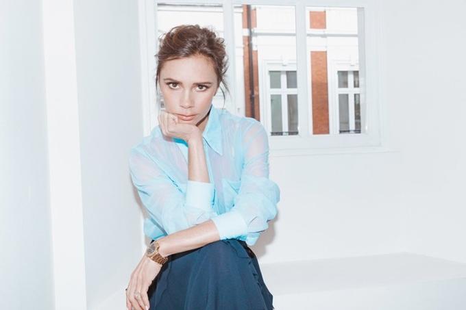 Thương hiệu Victoria Beckham ra đời từ năm 2008 và vẫn đều đặn ra mắt các bộ sưu tập mới trong 10 năm qua. Ảnh: New York Times.