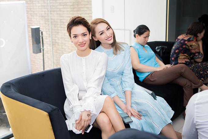 Cù Ngọc Quý và Tô Uyên Khánh Ngọc luôn xuất hiện như hình với bóng tại các sự kiện.