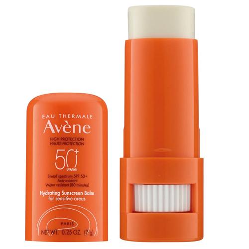 Sáp chống nắng thế hệ mới của Eau Thermale Avène nhỏ gọn, dễ dàng mang theo trong túi xách. Sản phẩm có giá 16 USD (khoảng 340.000 đồng).