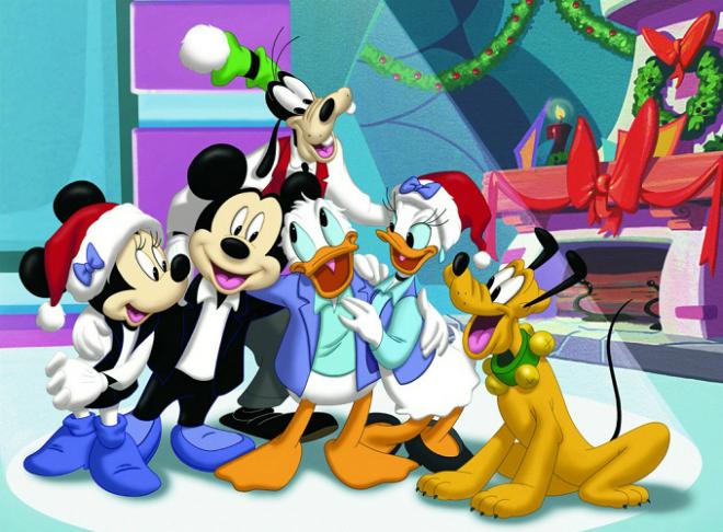 Các nhân vật hoạt hình Disney ra đời thu hút sự quan tâm của toàn thế giới. Ảnh: Disney.