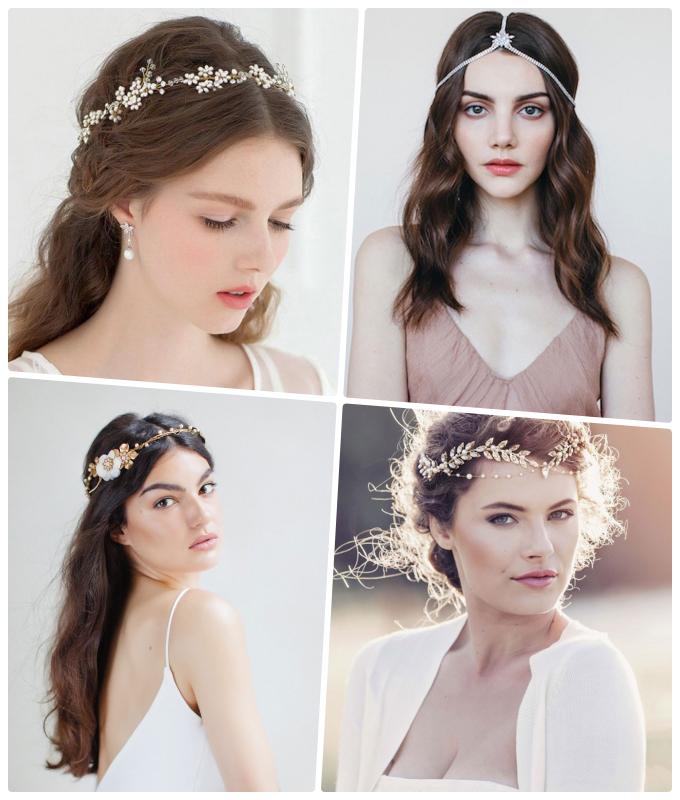 4 món phụ kiện tóc nhỏ nhưng có võ cho cô dâu - 2