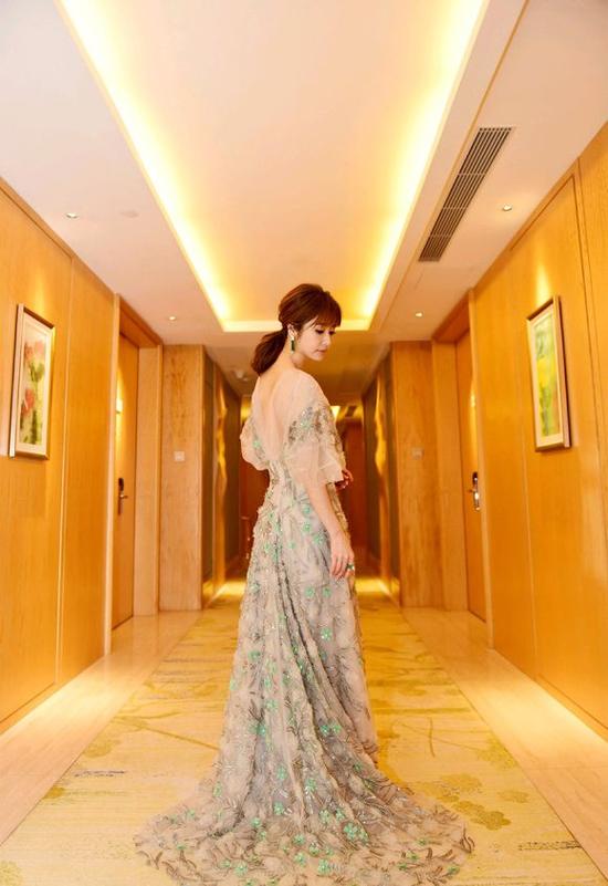 Lâm Tâm Như cảm ơn con gái khi giành giải Nữ diễn viên chính xuất sắc - 8