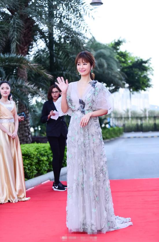Lâm Tâm Như cảm ơn con gái khi giành giải Nữ diễn viên chính xuất sắc - 1