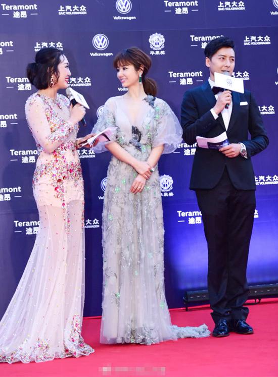 Lâm Tâm Như cảm ơn con gái khi giành giải Nữ diễn viên chính xuất sắc - 4