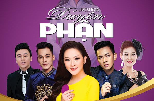 Giọng ca Người tình mùa đông làm liveshow thứ hai ở trong nước vào ngày 21 và 22/4 tại Hải Phòng và Quảng Ninh.