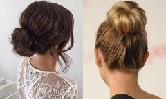 4 kiểu tóc búi giúp 'hạ nhiệt' trong ngày hè nóng nực
