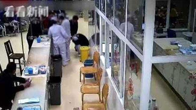 Bệnh viện nơi xảy ra vụ việc.