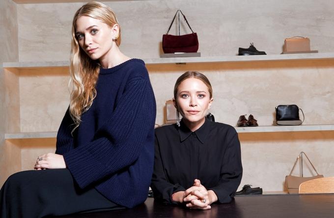 Xa rời màn ảnh, hai chị em Mary-Kate và Ashley Olsen vẫn có một đế chế thời trang thành công.