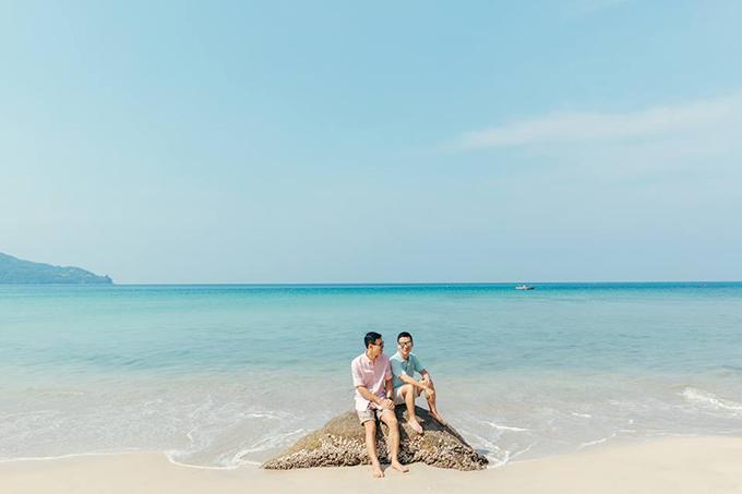 Adrian Anh Tuấn tư vấn tất tần tật cho chuyến đi Phuket dịp 30/4