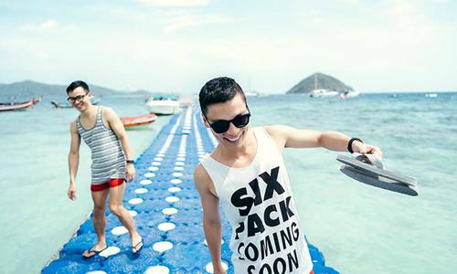 Adrian Anh Tuấn tư vấn 'tất tần tật' cho chuyến đi Phuket dịp 30/4