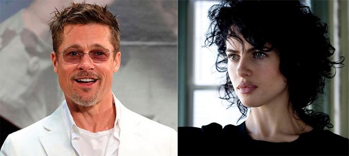 Brad Pitt bị đồn phải lòng kiến trúc sư tài năng Neri Oxman.