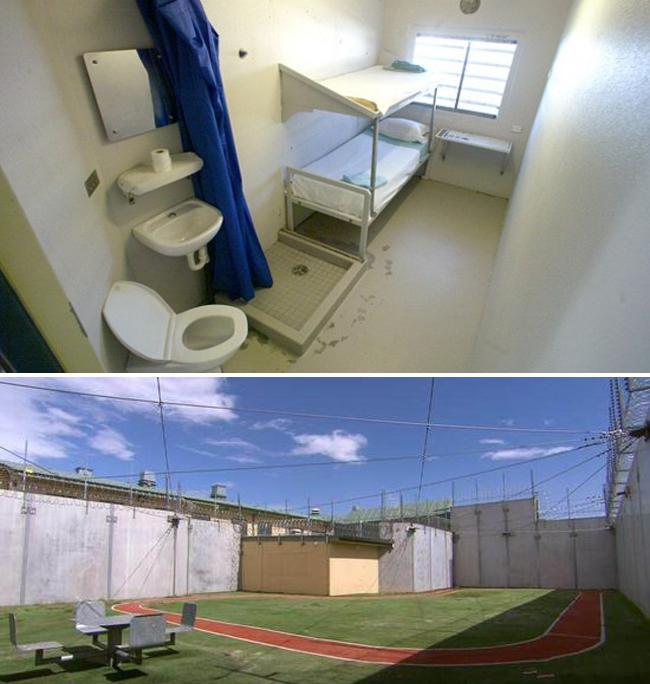 Phòng giam Cao Vân Tường ở tại Sydney trong thời gian chờ xét xử tội tấn công tình dục - 1