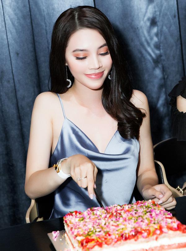 Sau thời gian nghỉ ngơi cùng gia đình, Jolie sẽ về Việt Nam tiếp tục các dự án nghệ thuật và hoạt động kinh doanh.