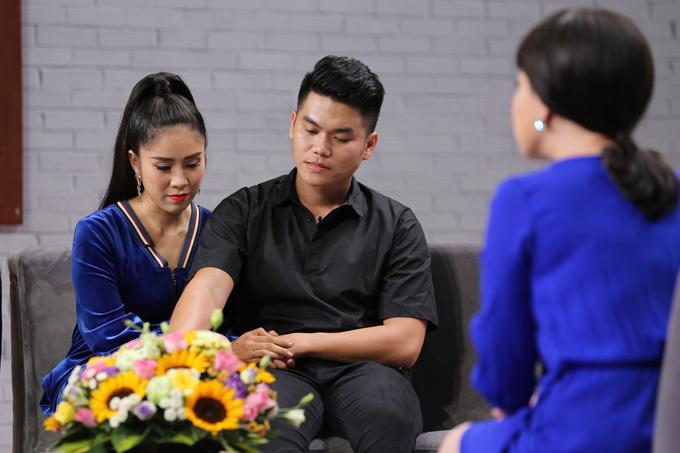 Cuộc tình của Lê Phương - Trung Kiên chịu nhiều áp lực từ gia đình, dư luận. Có lúc Lê Phương muốn bỏ cuộc nhưng Trung Kiên luôn ở bên bảo vệ cô và sẵn sàng chứng minh cho mọi người thấy họ thật sự là một nửa của nhau.