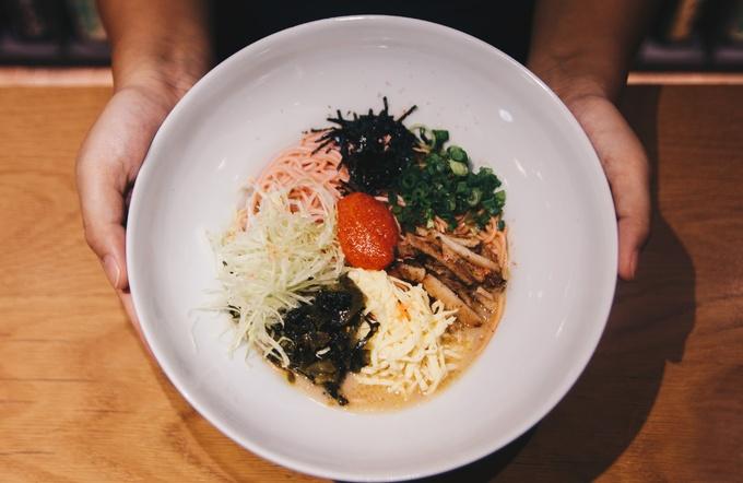 Những món ăn ngon và đẹp mắt từ hoa anh đào ở Nhật Bản