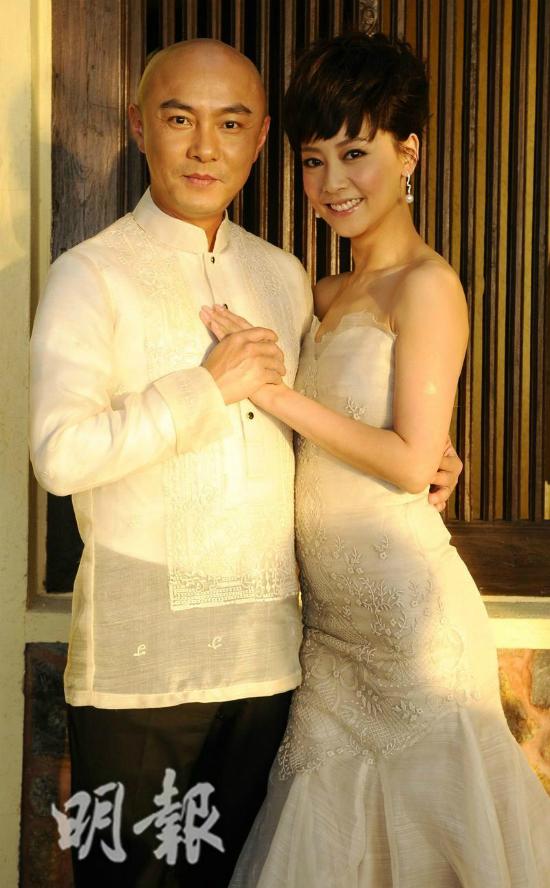 Hôn nhân hạnh phúc của Trương Vệ Kiện và Trương Tây dù không có con cái.