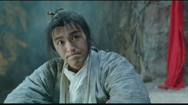 Tạo hình của vua hài Châu Tinh Trì trong bộ phim Đại thoại tây du.