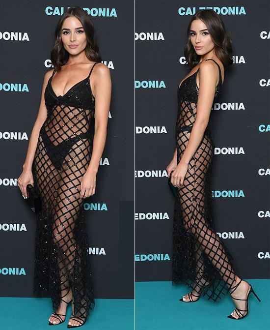 Người đẹp 25 tuổi có phong cách ăn mặc ngày càng sexy hơn. Cô hiện là người mẫu của tạp chí áo tắm Sports Illustrated.