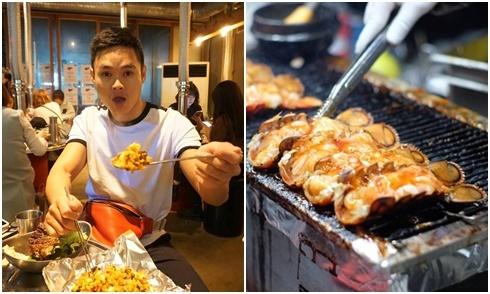 Chuyến đi 'ăn hết Hàn Quốc' của chàng trai Sài Gòn