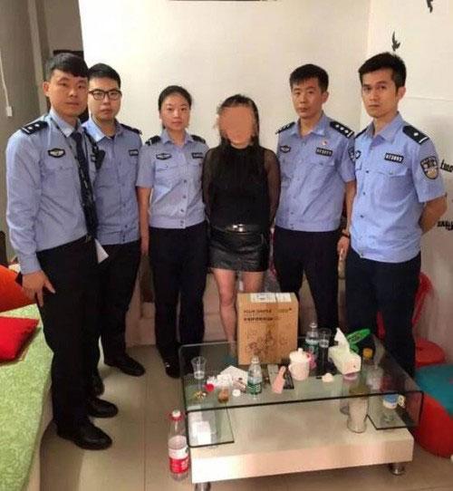 Với ngoại hình thay đổi liên tục, Sanjie khiến cảnh sát mất nhiều thời gian truy lùng.