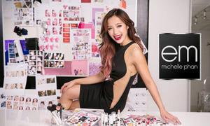 Sau trầm cảm, phù thủy trang điểm Michelle Phan tái khởi nghiệp thành công