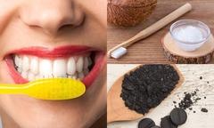 10 cách làm trắng răng từ nguyên liệu tự nhiên