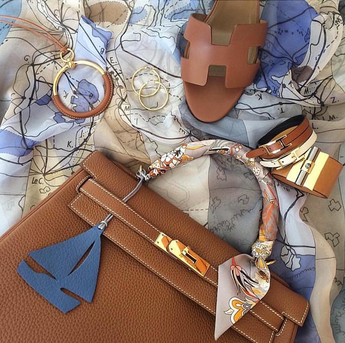 Hermès Oran - mẫu sandals dành cho quý cô thanh lịch