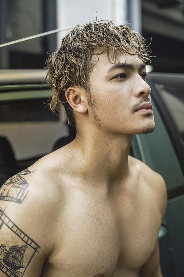 Gương mặt điển trai, ngoại hình đẹp nhưng Vũ Tuấn Việt vẫn nỗ lực trau dồi diễn xuất để ngày càng đóng phim hay, cuốn hút hơn.