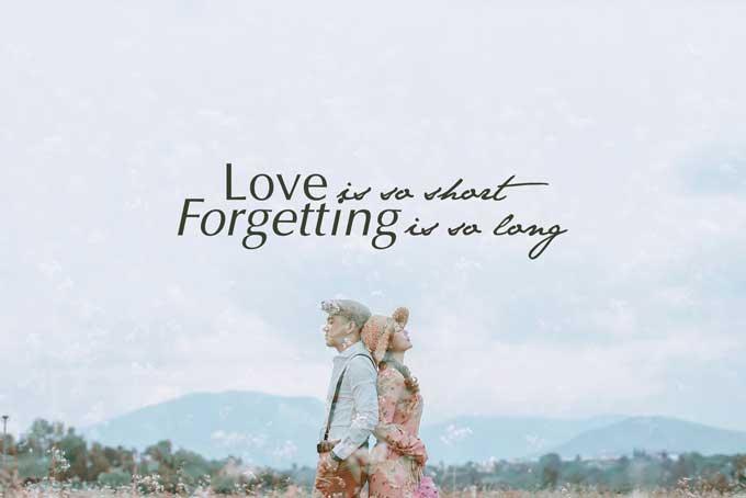 Từ TP HCM, Quế Ngân và Trọng Đức chọnĐà Lạt làm nơi chụp ảnh cưới, ghi lại những khoảnh khắc đáng nhớ của tình yêu đang độ chín muồi.