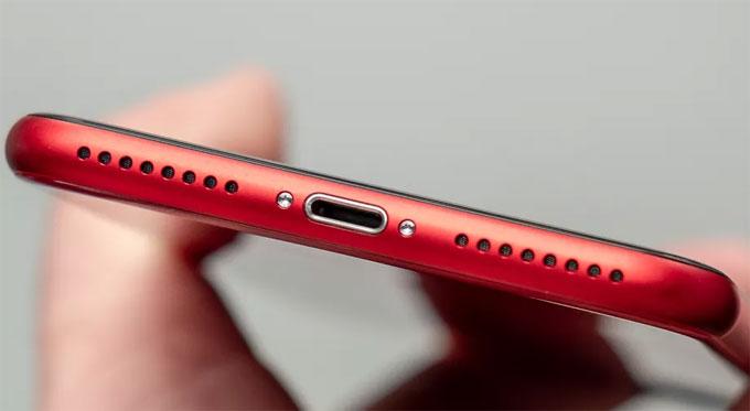 Ảnh chi tiết iPhone 8 và 8 Plus màu đỏ - 6