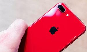 Ảnh chi tiết iPhone 8 và 8 Plus màu đỏ