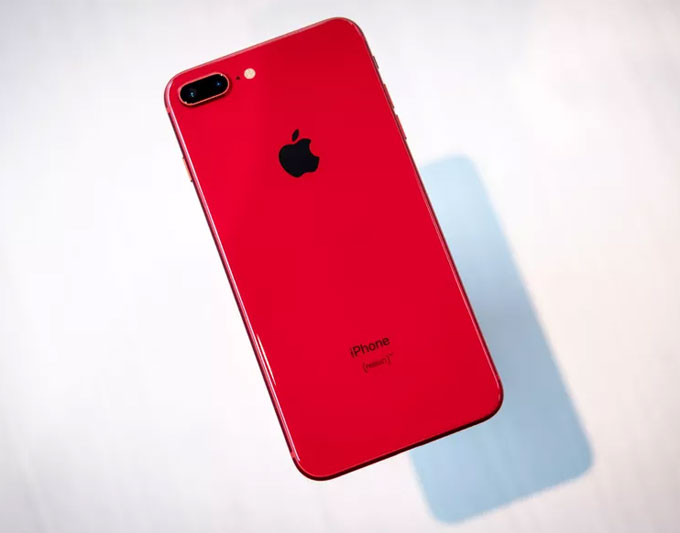 Ảnh chi tiết iPhone 8 và 8 Plus màu đỏ - 9