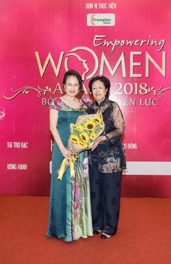 Sự kiện có có sự tham dự của Bà Minh Thúy- Tổng giám đốc công ty CP Trường Sơn Media và  Đại sứ Ngoại giao- Bà Tôn Nữ Thị Ninh