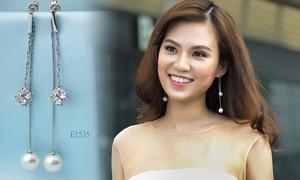 8 kiểu hoa tai ngọc trai đẹp tinh tế cho nàng