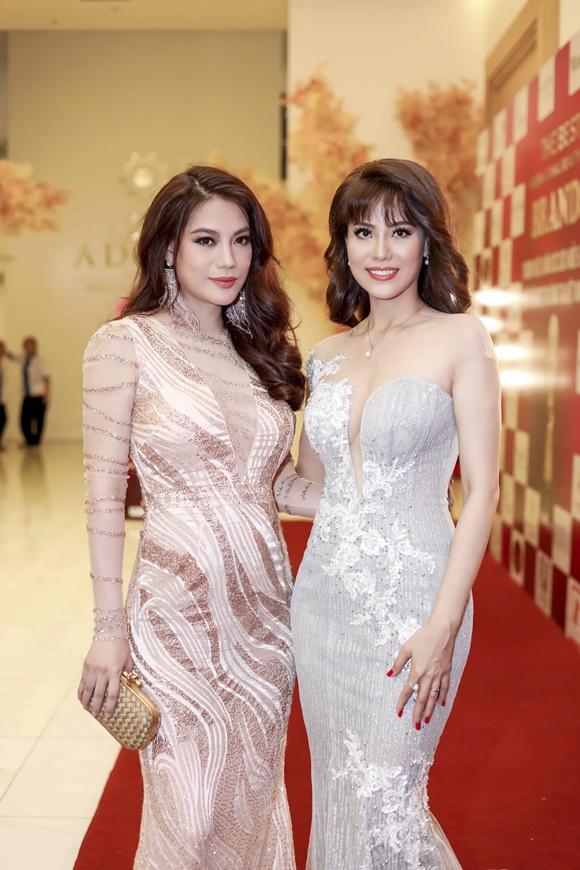 Á hậu Băng Châu trở lại ấn tượng với Bông hồng Quyền lực 2018 - 9