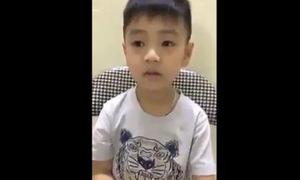 Fan nhí đọc thuộc làu tên các cầu thủ U23 Việt Nam và U23 Uzbekistan