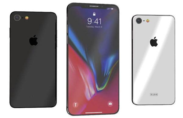 iPhone 2018 có giá bán chênh lệch nhau
